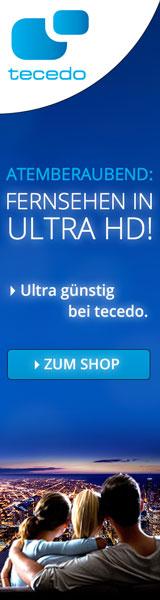 UHD/4K TV - tecedo.de